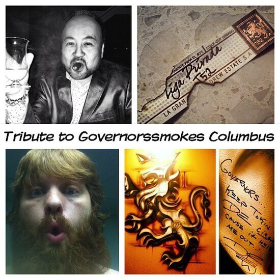 governors smoke jd tribute
