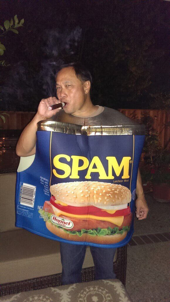Everybody loves Ligas and Spam!