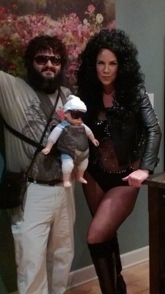Alan (The Hangover) in Vegas with Cher!