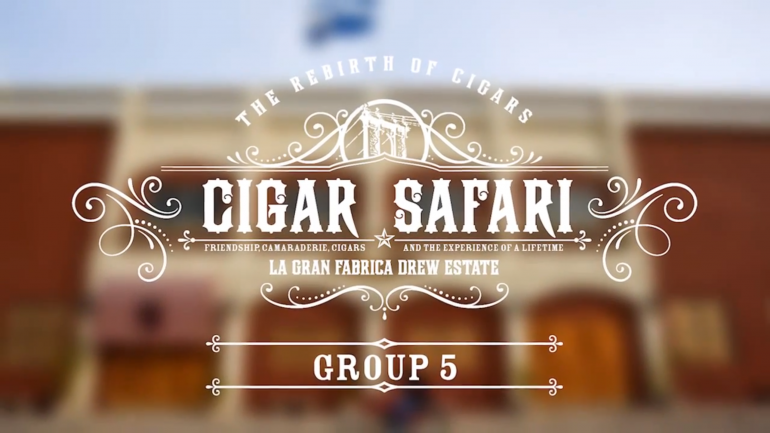 Cigar Safari 2014, Trip #5 Serious Cigars