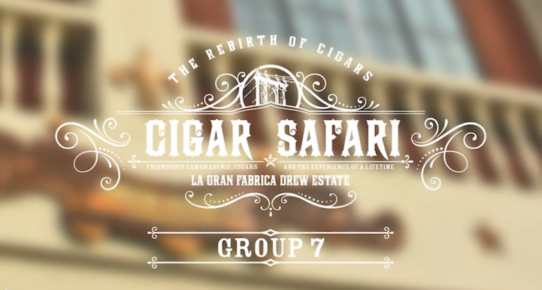 Cigar Safari 2014, Trip #7 W. Curtis Draper's