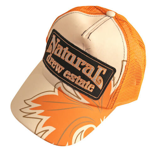natural trucker hat