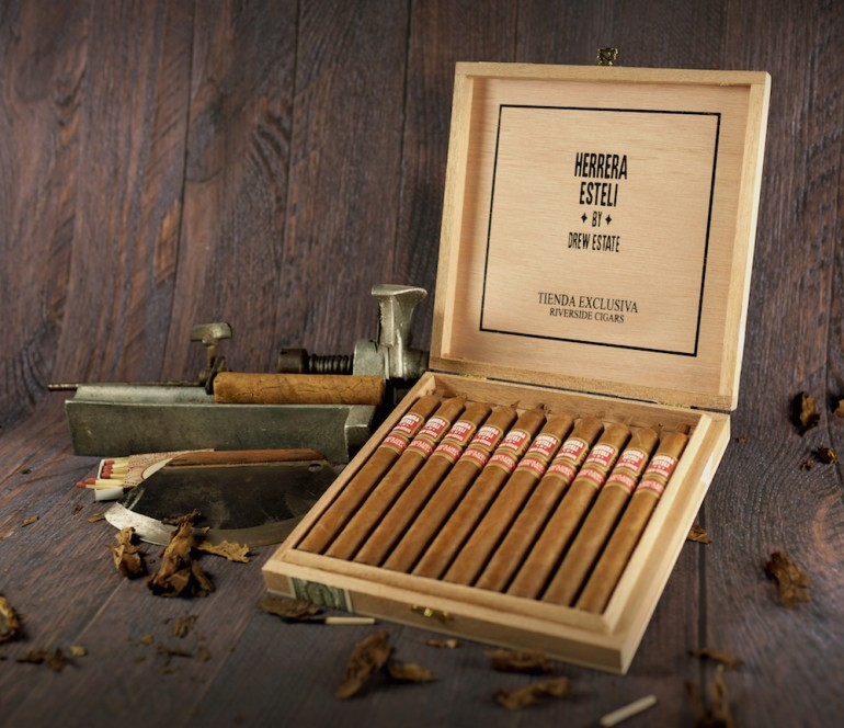 drew estate tienda exclusiva willy herrera riverside cigars