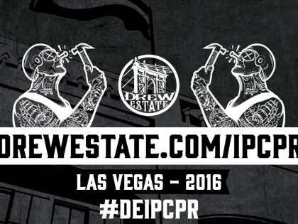 Drew Estate IPCPR 2016