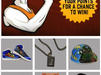 Drew Diplomat: This Weeks Prize Promotions 9/19