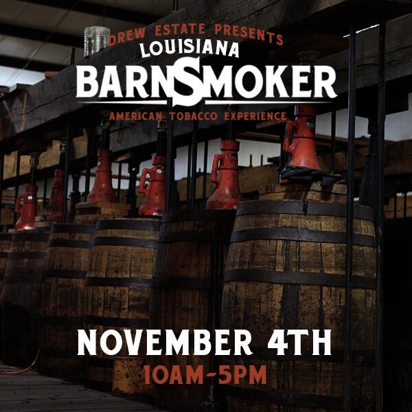 Louisiana_Barnsmoker_date