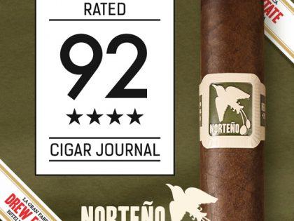Cigar Journal Awards Herrera Estelí Norteño Lonsdale With 92 Rating