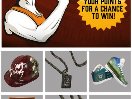 Drew Diplomat: This Weeks Prize Promotions 12/18