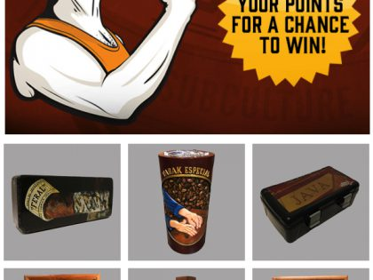 Drew Diplomat: This Weeks Prize Promotions 5/21