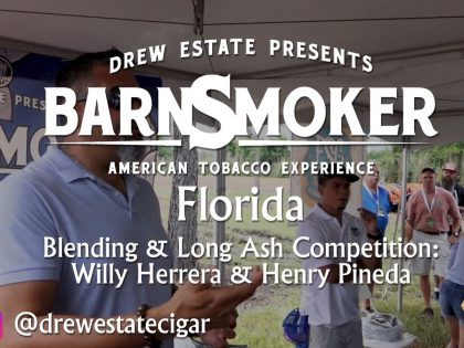 Want to know what a Drew Estate Barn Smoker is like?