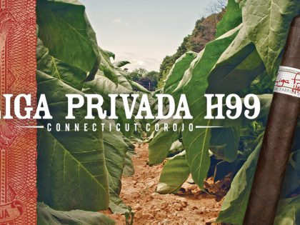 Drew Estate Announces Liga Privada H99 Connecticut Corojo
