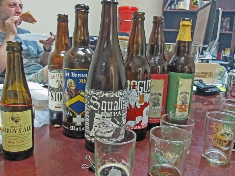drew estate craft beer