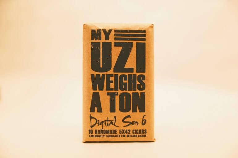my uzi weighs a ton digital son 6