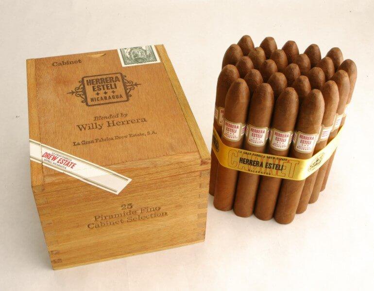 herrera esteli cigar box