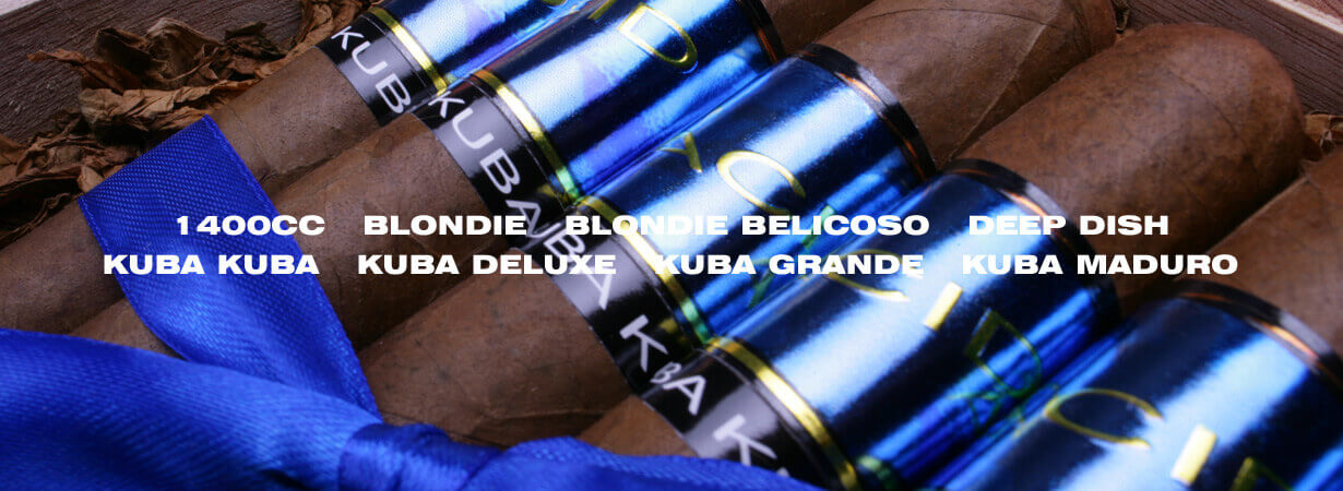 acid cigars blue