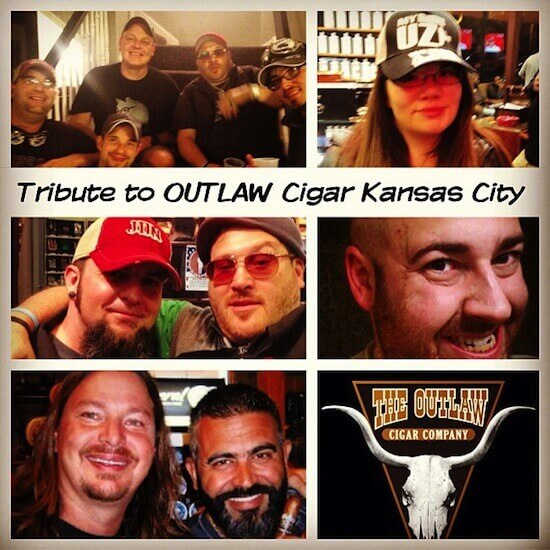 outlaw cigar jd tribute