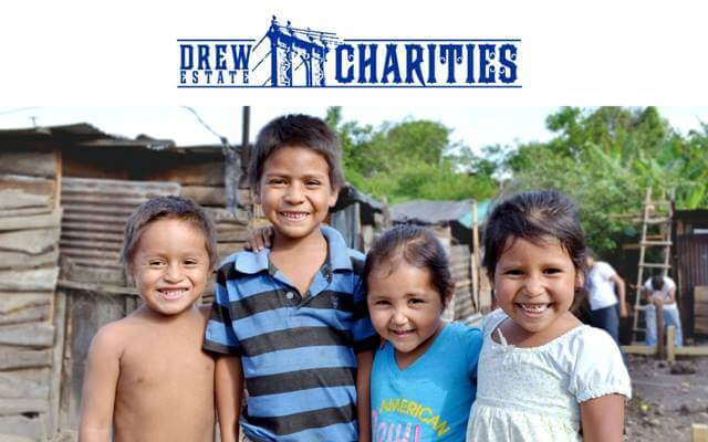 drew estate charities