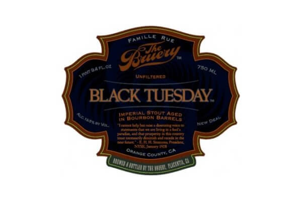 the bruery black tuesday