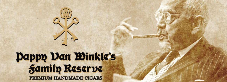 pappy van winkle cigars