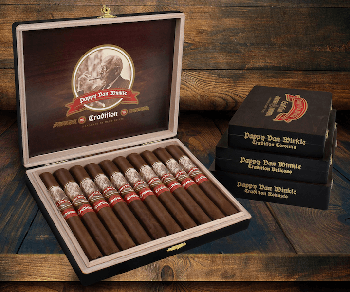 Pappy Van Winkle Tradition by Drew Estate
