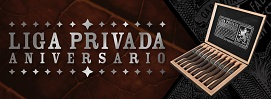 Liga Privada 10-Year Aniversario Cigars