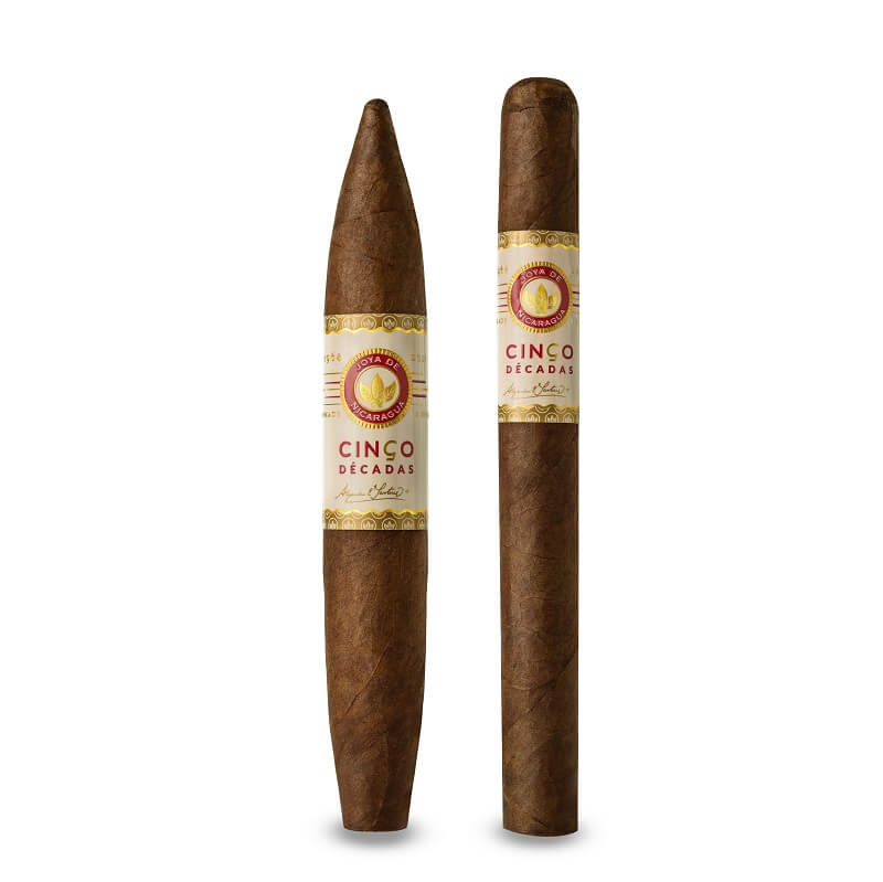 JDN Cinco Decades Vitolas