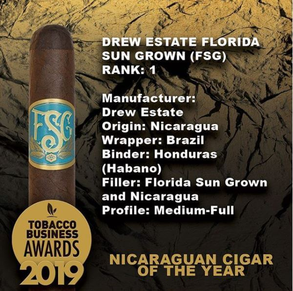 FSG CigaroftheYear Voted