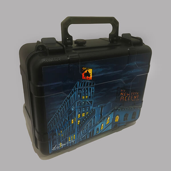 Experience Acid 40ct Travel Humidor
