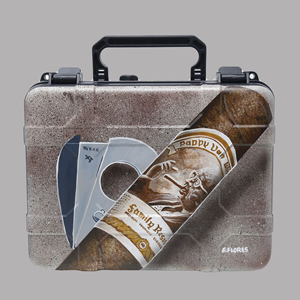 40 ct pappy humidor 927