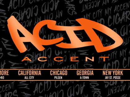 What's your Accent? Drew Estate Debuts Additional Regional Exclusive ACID Accents