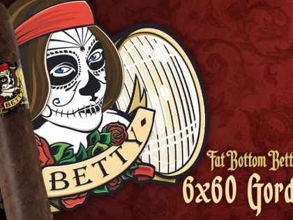 Drew Estate Revs the Motor on Deadwood by Unleashing Fat Bottom Betty Gordito