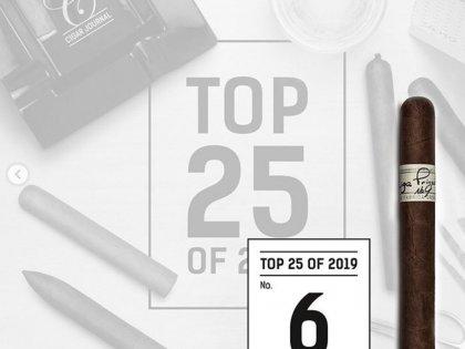 Drew Estate and Joya de Nicaragua Land on Cigar Journal Magazine's Top 25 Cigars of 2019!