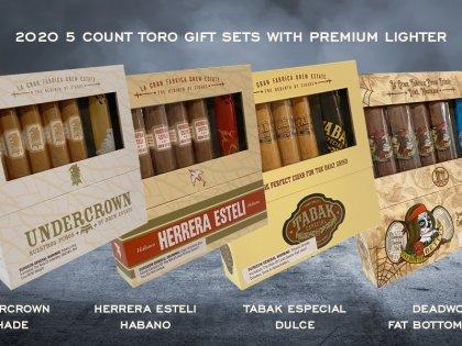 Drew Estate Unveils Four New Gift Sets