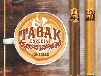 Tabak Especial Goes Mad Elegant with New Lonsdale Size