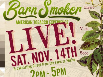 Drew Estate to donate $50,000 to Operation: Cigars for Warriors during its virtual Barn Smoker Live event on Nov. 14