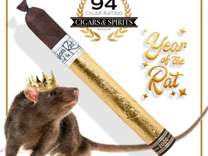 Cigars & Spirits Loves the Liga Privada Year of the Rat!