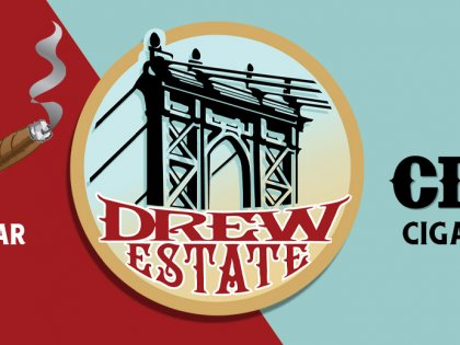 Drew Estate Recognized as Large Company of the Year by Cigar Coop and is Named Cigar Brand of the Year by Cigar Dojo